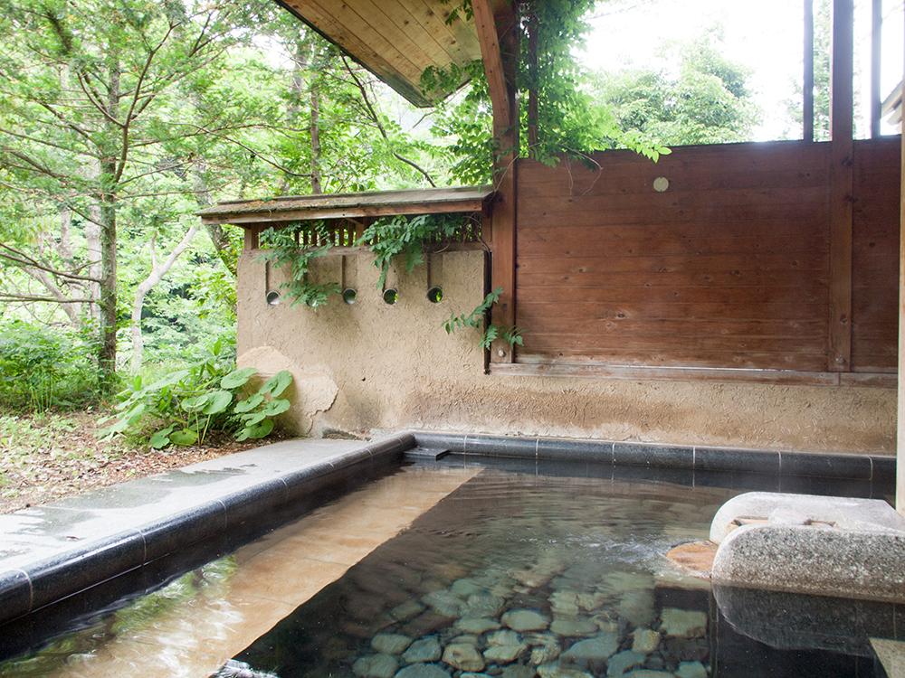 別邸 仙寿庵レポ:その9【大浴場 一の蔵とすずむしの湯】