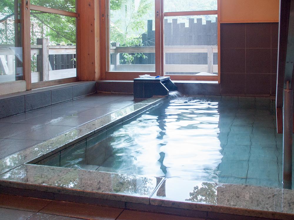 蛍雪の宿 尚文|宿泊レポ|貸切風呂 蛍雪の湯と岩の湯