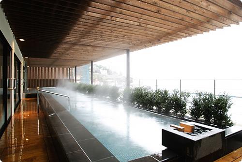 熱海/ホテルミクラス 大浴場