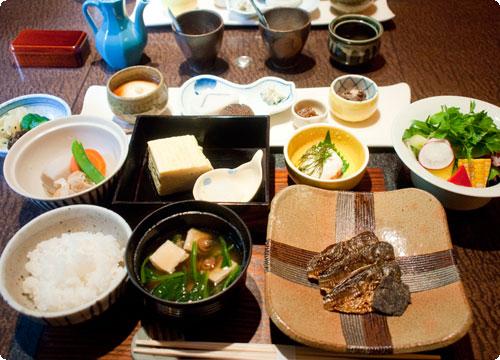 あせび野/朝ご飯