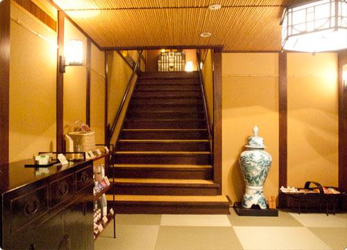 箱根・山の茶屋レポ その2 ~パブリックスペース~