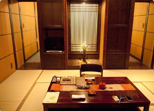 箱根 山の茶屋レポ その3 ~お部屋篇~