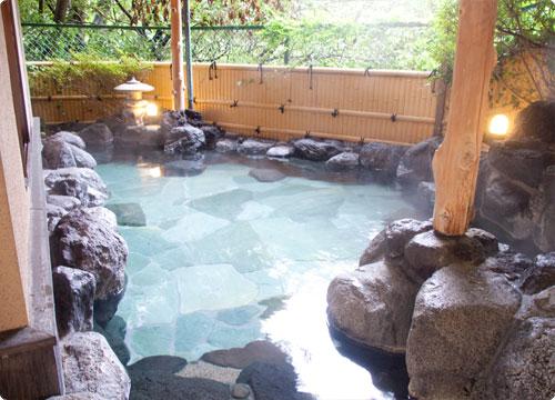箱根・山の茶屋レポ その4 ~貸切風呂~