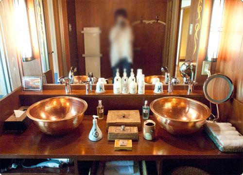 箱根吟遊レポ ・部屋の露天風呂