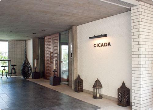 CICADAでランチ会♪