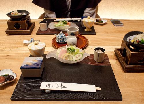 箱根/強羅花扇 円かの杜[宿レポその8]朝食篇