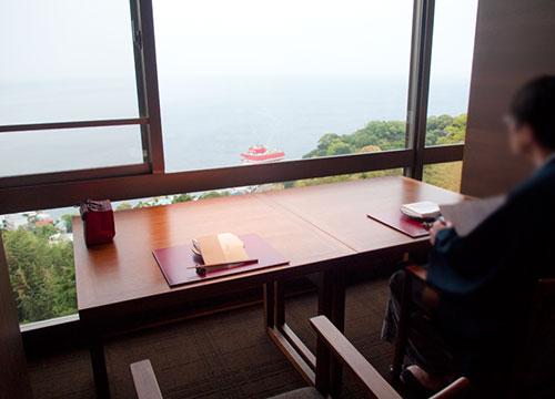 熱海「せかいえ」宿レポ。夕食篇その1