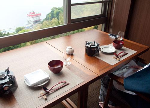 熱海「せかいえ」宿レポ。朝食篇。